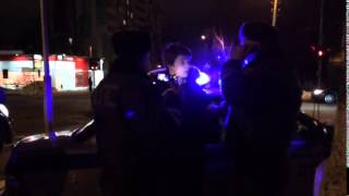ДПС Коломна(Со слов очевидцев: г.Коломна Сегодня произошло ДТП на перекрестке, рядом с магазином