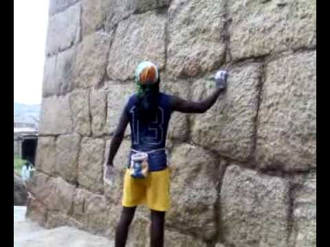 Koti Raj - The Rock Climber (CHITRADURGA)
