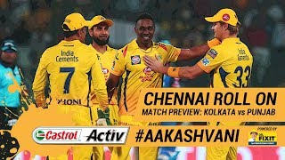 #IPL2019: #CSK make it TWO out of TWO: 'Castrol Activ' #AakashVani, powered by 'Dr. Fixit'