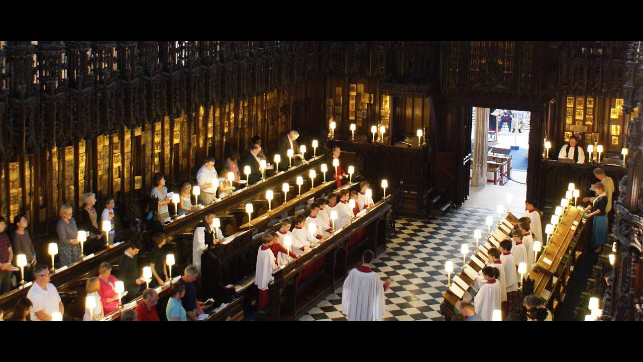 The choir will be leading the singing at the royal wedding.