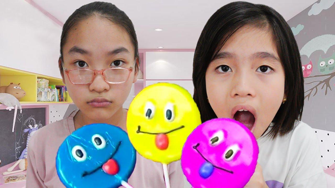 Baby amira and Lala Pretend Play with Fruit Candy | 동요와 아이 노래 | 어린이 교육 | La La Kids