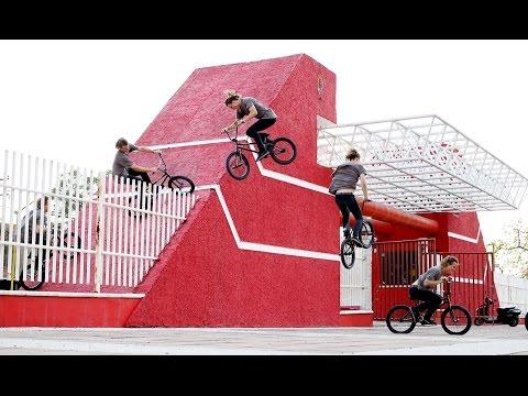 BMX: TEAM HARO IN MEXICO!