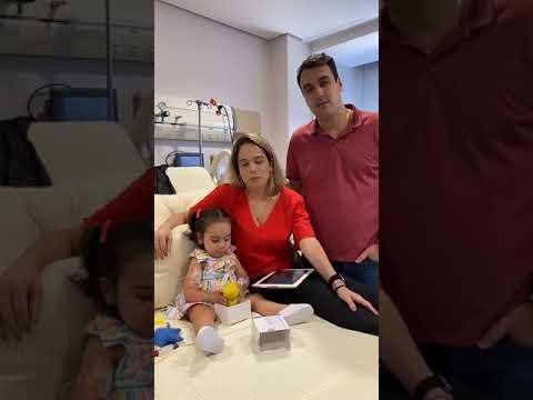 Menina de 1 ano se torna primeira criança no Brasil a receber remédio mais caro do mundo; R$ 12 milhões
