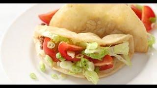 Sarah's Crispy Beef Tacos   Everyday Food With Sarah Carey