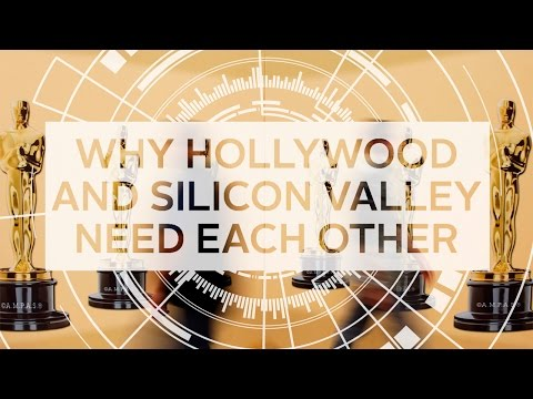 Why Hollywood and Silicon Valley Need Each Other