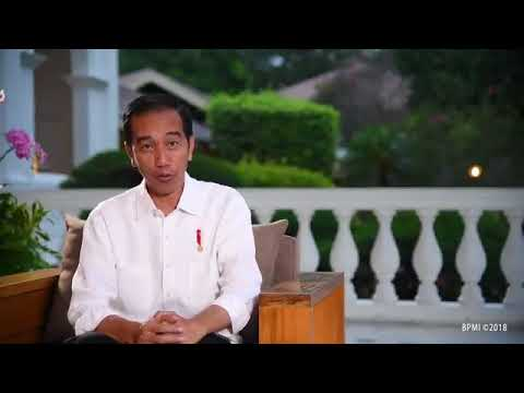 Nikson Nababan Menang Pilkada Taput, Jokowi Imbau Jaga Persatuan Dan Persaudaraan