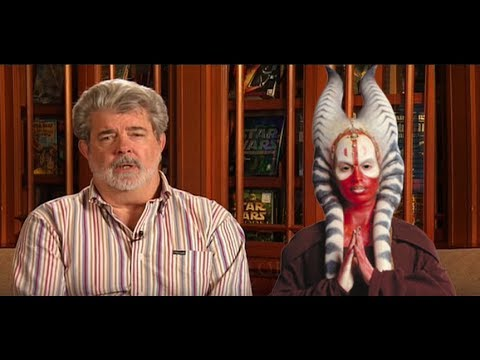 George Lucas Explains Shaak Ti
