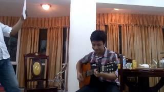 Chờ người nơi ấy - Guitar đệm hát