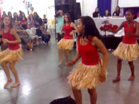 Dança Angolana- Omboio Pérola - Formatura D.A.S