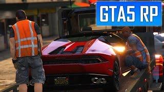 GTA 5 RP : J'AI CRÉÉ MON ENTREPRISE #1 [SADOJ]