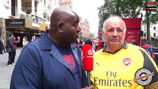 Unai Emery Is Like The Spanish Brendan Rogers, But I'll Support Him! (Claude) | Arsenal Kit Launch