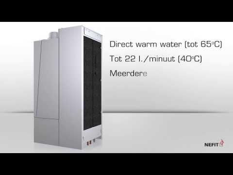 Nefit TrendLine AquaPower Plus - HR-ketel