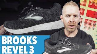 Brooks Revel 3 Review | Best Running Shoe for Daily Training Dollar for Dollar