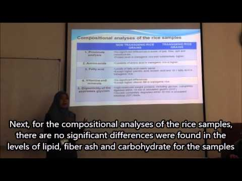 FIT2113 BIOPRODUCT SAFETY AND QUALITY CONTROL FEB 2016 VIDEO ASSIGNMENT