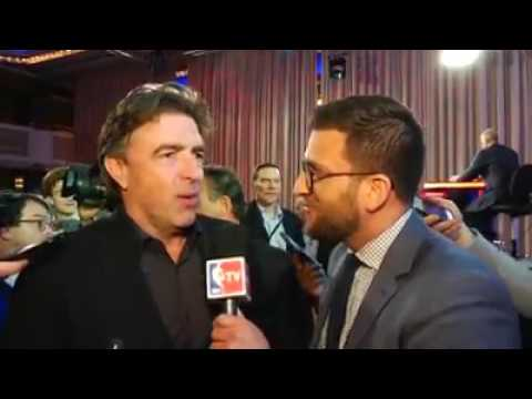 Jared Greenberg spoke with Boston Celtics team owner Wyc Grousbeck after notching No. 1 pick.