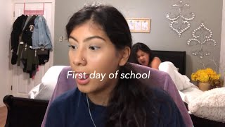 FIRST DAY OF SCHOOL GRWM