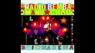 Manu Chao Machine Gun (Live) (+Lyrics)