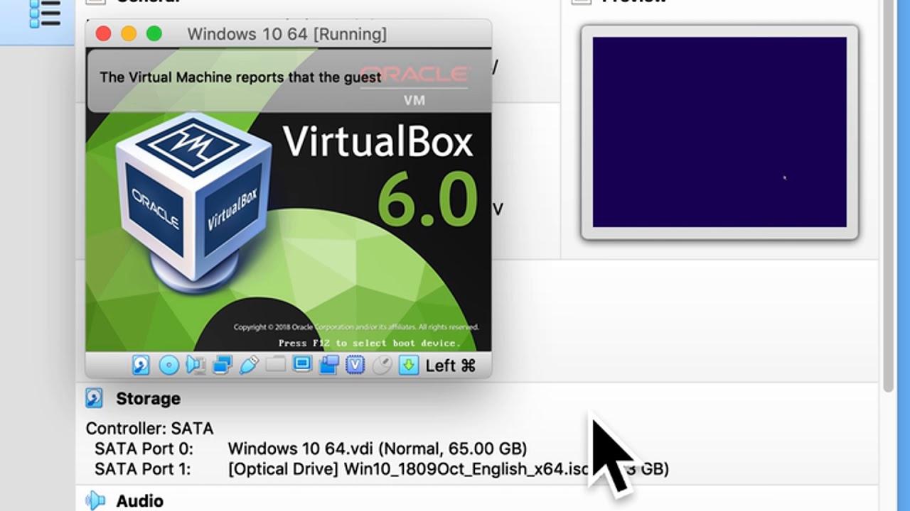 hackintosh virtualbox image download