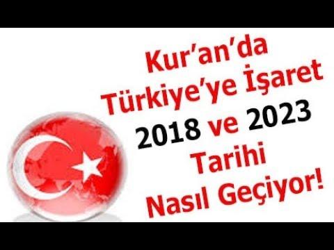 KUR'AN'DA TÜRKİYE'YE İŞARET!
