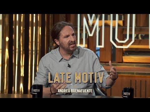 LATE MOTIV - 'Candidatos' Raúl Pérez es Pablo Iglesias  LateMotiv537