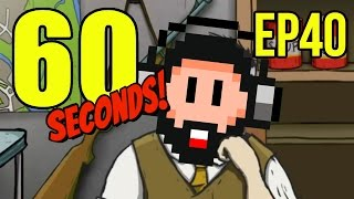 Video 60 Seconds - MULTIPLAYER COOP - Ep. 40 ★ Let's Play 60 Seconds! (Tsar Bomba) download MP3, 3GP, MP4, WEBM, AVI, FLV Agustus 2018