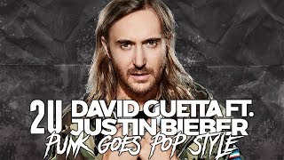 David Guetta ft. Justin Bieber - 2U [Band: The March Ahead] (Punk Goes Pop Style Cover)