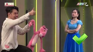 Vựa muối showbiz | TOP 10 tình huống siêu hài của Lê Dương Bảo Lâm và Trường Giang [Full HD]