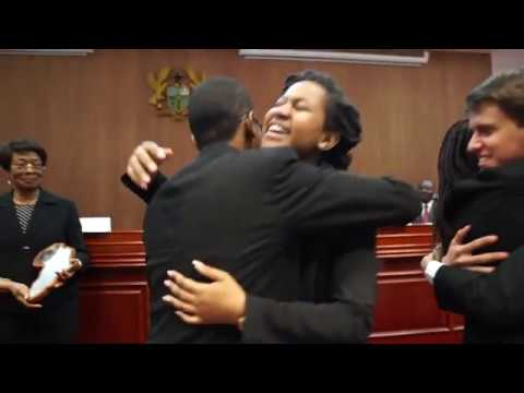 African Moot Court Competition 2018 (The Final)