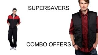 Great COMBO OFFERS on Shirts, Shoes, Watches, Jeans Thumbnail