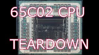 65C02: Tear down, A look at the CMOS version of the 6502 CPU