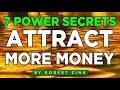 7 Power Secrets to Attract More Money with the Law of Attraction