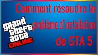 Problème d'installation de GTA 5 // je vous dit comment le résoudre PS3/PS4