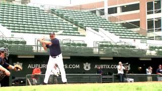 Auburn Tigers: Baseball Opens Fall Practice