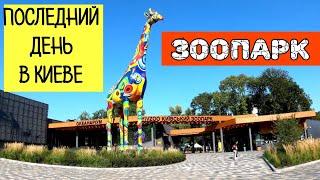 Зоопарк последний день в Киеве а потом в Шарм эль Шейх