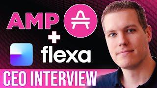 AMP Token CEO Interview | Flexa Network Digital Payments