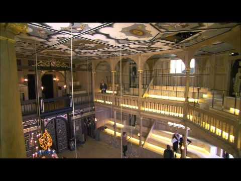 London's new theatre playhouse opens its doors