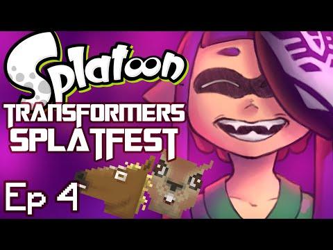 Transformers Splatfest Ep 4 - PUNS EVERYWHERE