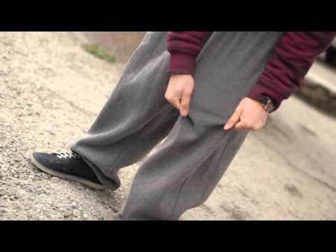 Одежда для паркура - Видеообзор зимних штанов Style3