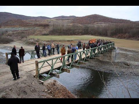 Tjetër urë nga Forcat e Armatosura në Rukaj të Matit