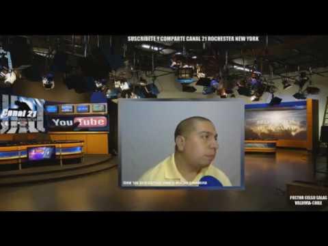 "El Mensaje a Filadelfia (Pastor Celso Salas) ""Valdivia Chile"""