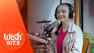 "Sheena Bentoy performs ""You Nurtured It"" LIVE on Wish 107.5 Bus"