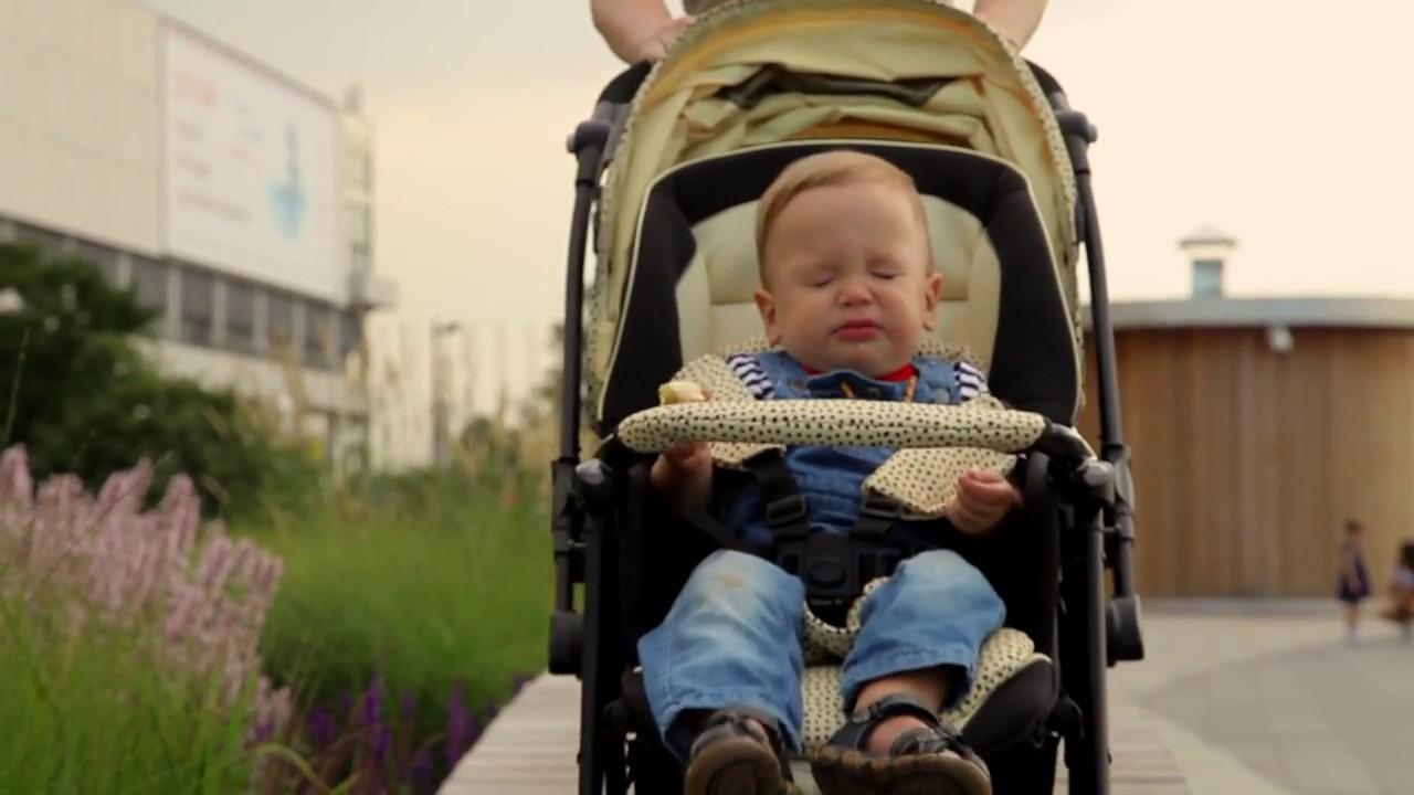 Прогулочная коляска Jetem Lugano - YouTube