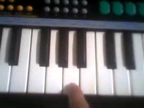 Bizarre Love Triangle Piano Tutorial Full Youtube