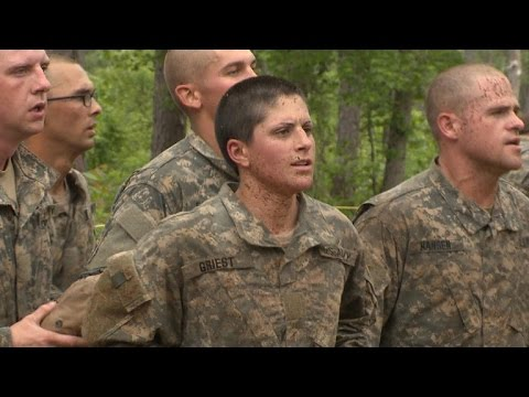First women to graduate from Army's Ranger School talk military milestone