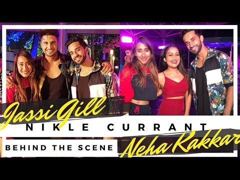 Nikle Currant - Jassi Gill & Neha Kakkar | Dance Rehearsal | Behind The Scenes