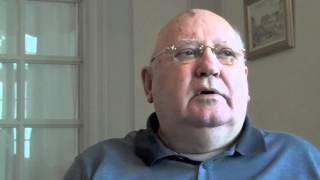 Mikhail Gorbachev: Urgent Action Needed to Face the Realities of Climate Change