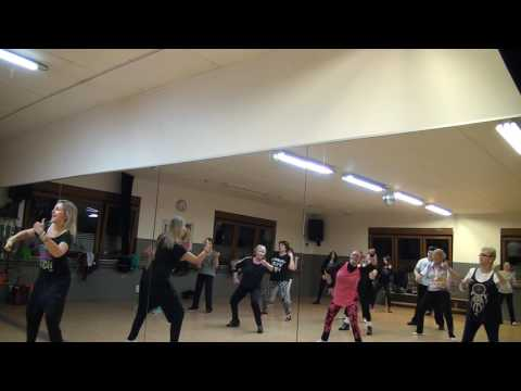 Zumba Gold – We Go Together – John Travolta & Olivia Newton-John – Zumba à Liège