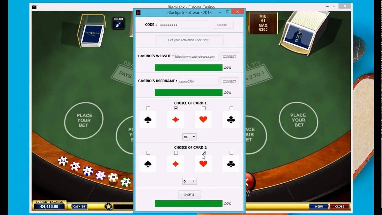Make Money Playing Blackjack Online
