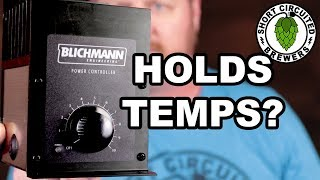 Blichmann Power Controller Review 240V
