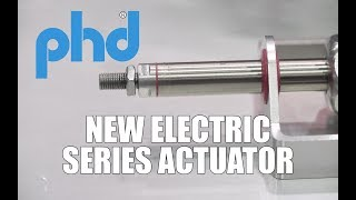PHD Inc's New ECP Actuator at PACK Expo 2018